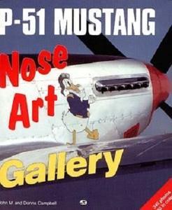 P-51 Mustang Nose Art Gallery