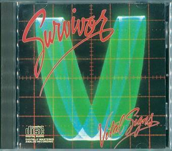 Survivor - Vital Signs (1984)