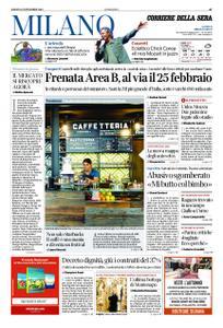 Corriere della Sera Milano – 10 novembre 2018