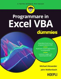 Michael Alexander - Programmare in Excel VBA For Dummies