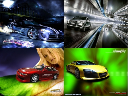 Auto Tunin Wallpapers Collections