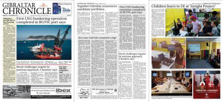 Gibraltar Chronicle – 02 September 2019