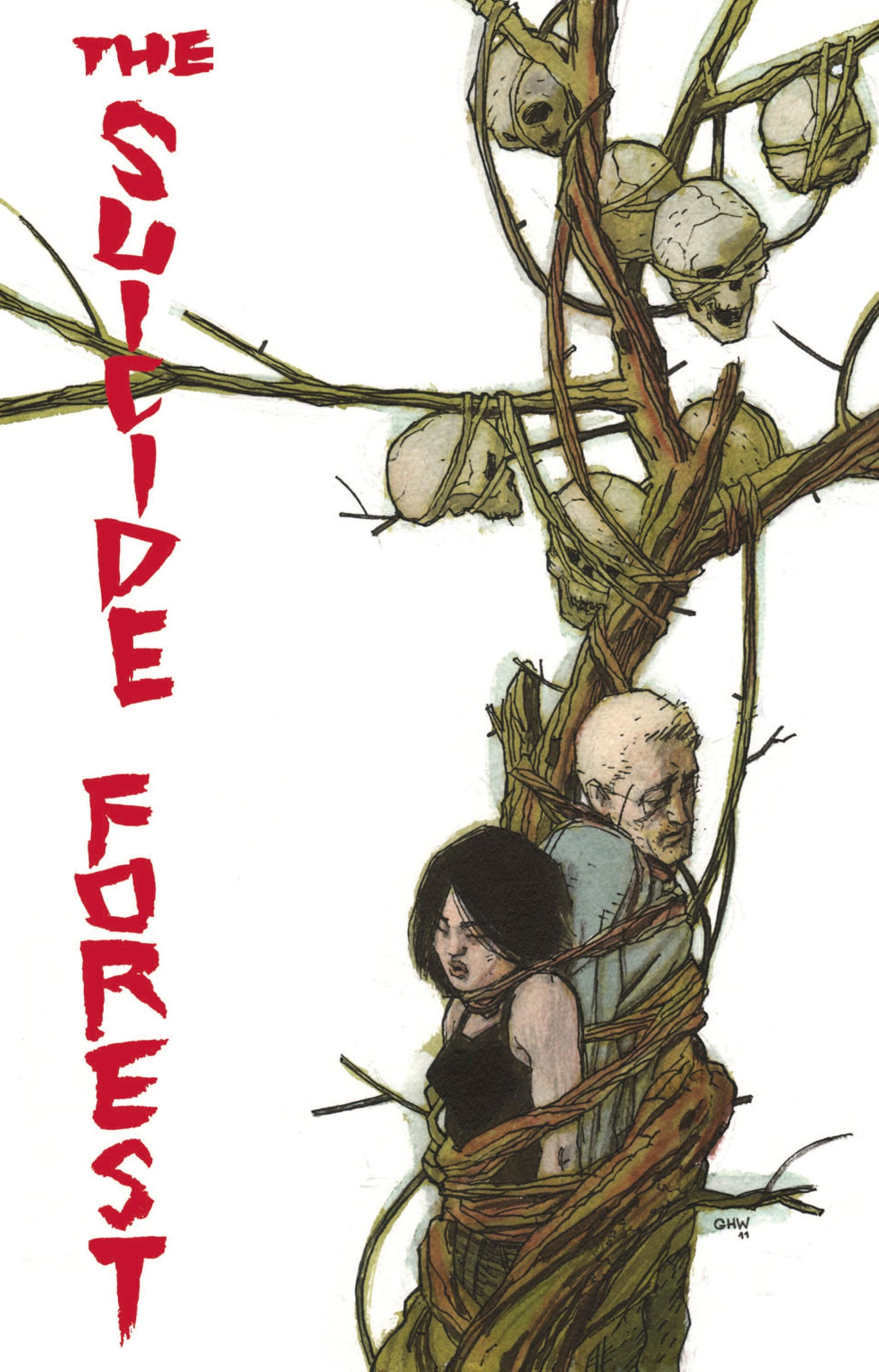 The Suicide Forest (2011) (digital) (Minutemen-Slayer