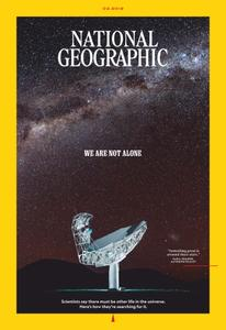National Geographic UK - March 2019
