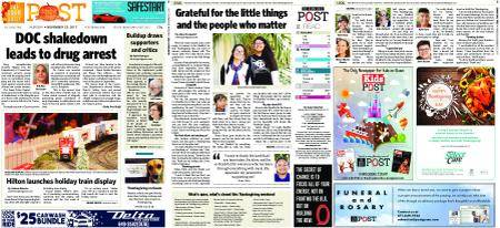 The Guam Daily Post – November 23, 2017