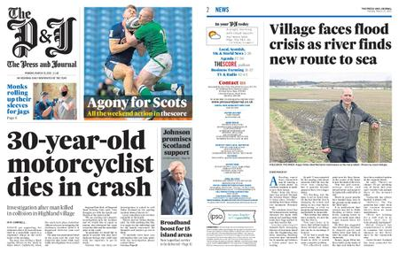 The Press and Journal Moray – March 15, 2021