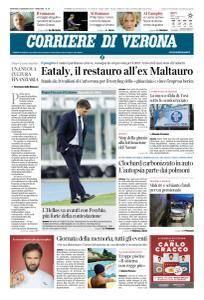 Corriere di Verona - 23 Gennaio 2018