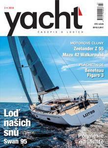 Yacht magazine - březen 2018