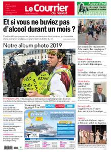 Le Courrier de l'Ouest Nord Anjou – 02 janvier 2020