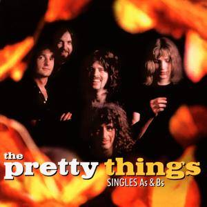 The Pretty Things - The Singles As & Bs (3CDs, 2002)