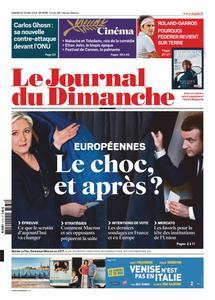 Le Journal du Dimanche - 26 mai 2019