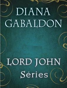 """Diana Gabaldon, """"Lord John Grey"""", 4 tomes"""