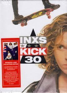 INXS - Kick 30 (2017) {3CD, Deluxe Edition}