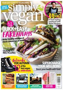Simply Vegan – September 2019
