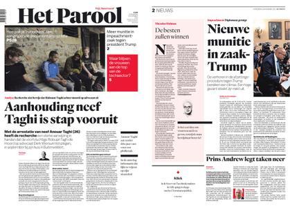 Het Parool – 21 november 2019