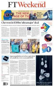 Financial Times Asia - April 13, 2019