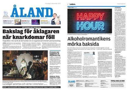 Ålandstidningen – 14 december 2017