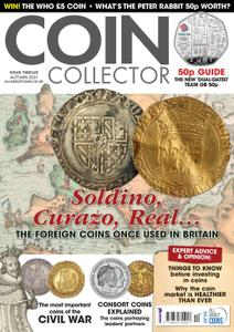 Coin Collector – August 2021