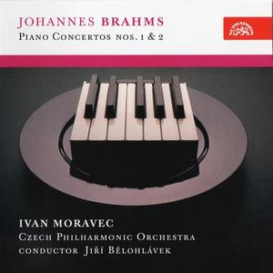 Ivan Moravec, Jiří Bělohlávek - Brahms: Piano Concertos Nos. 1 & 2 (2006)