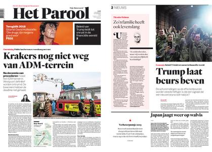 Het Parool – 27 december 2018
