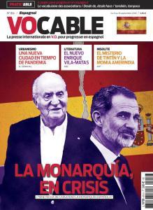Vocable Espagnol - 3 Septembre 2020