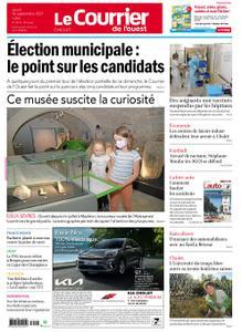 Le Courrier de l'Ouest Cholet – 16 septembre 2021