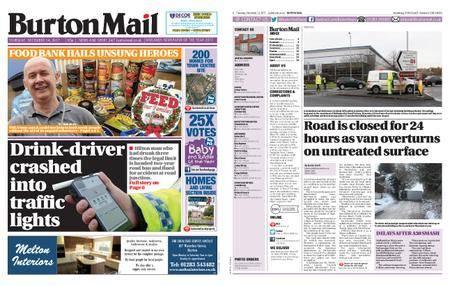 Burton Mail – December 14, 2017