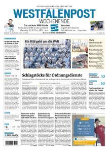 Westfalenpost Wetter - 19. Januar 2019