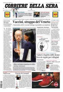 Corriere della Sera - 5 Settembre 2017