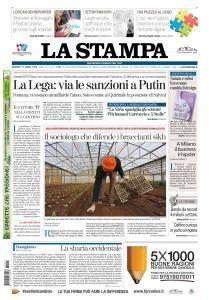 La Stampa Imperia e Sanremo - 17 Aprile 2018