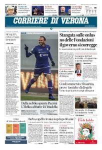 Corriere di Verona – 28 dicembre 2018
