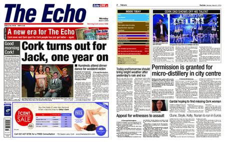 Evening Echo – March 04, 2019