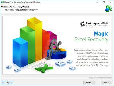 East Imperial Soft Magic Excel Recovery 2.6 Multilingual