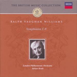 Adrian Boult - Ralph Vaughan Williams : Symphonies Nos. 1-9 (2002) (5CD Box Set)