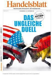 Handelsblatt - 02. September 2016