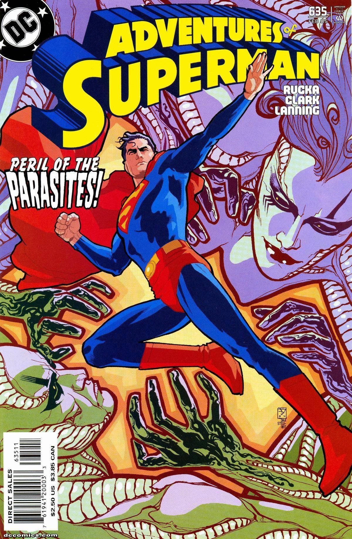 Adventures of Superman 635 -nom HaCsA