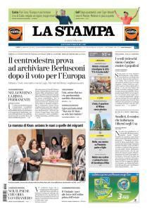 La Stampa Imperia e Sanremo - 15 Aprile 2019