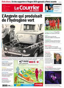 Le Courrier de l'Ouest Nord Anjou – 18 octobre 2021