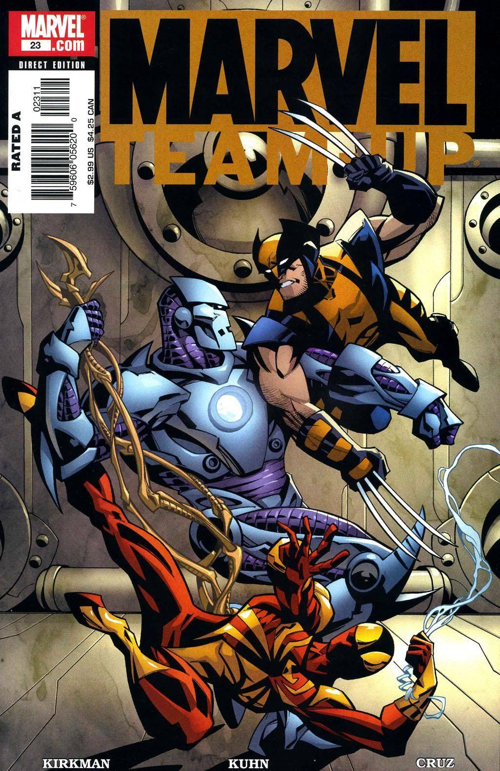 Marvel Team-Up v3 23