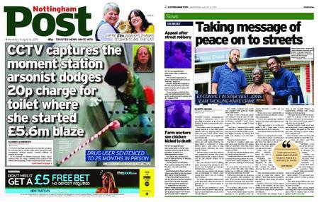 Nottingham Post – August 14, 2019
