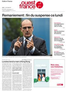 Ouest-France Édition France – 06 juillet 2020