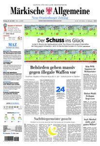 Neue Oranienburger Zeitung - 25. Juni 2018