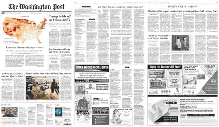 The Washington Post – August 14, 2019