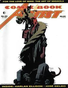 Comic Book Artist 23