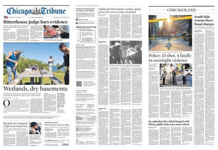 Chicago Tribune – September 18, 2021