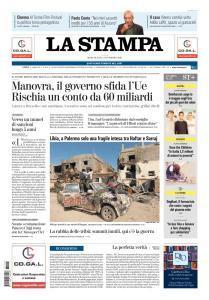 La Stampa Torino Provincia e Canavese - 14 Novembre 2018
