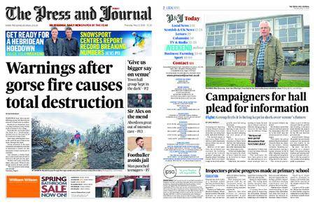 The Press and Journal Moray – May 10, 2018