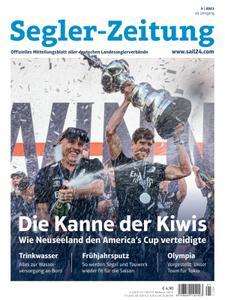 Segler-Zeitung – 14 April 2021