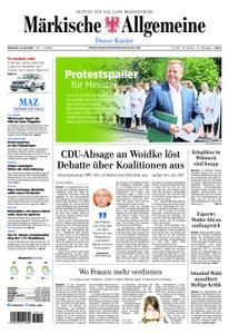 Märkische Allgemeine Dosse Kurier - 08. Mai 2019