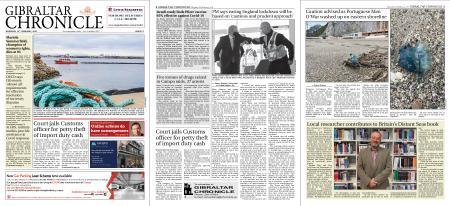 Gibraltar Chronicle – 18 February 2021